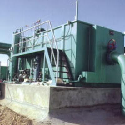 QF型组合式高效气浮装置