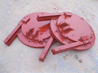铸铁防潮门(拍门)
