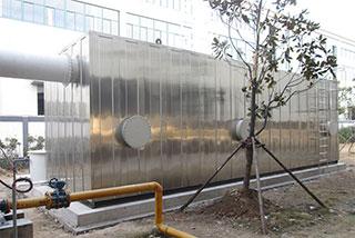 生物滤池除臭系统