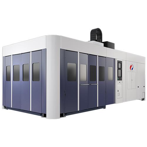 碳鋼板光纖激光切割機的優勢