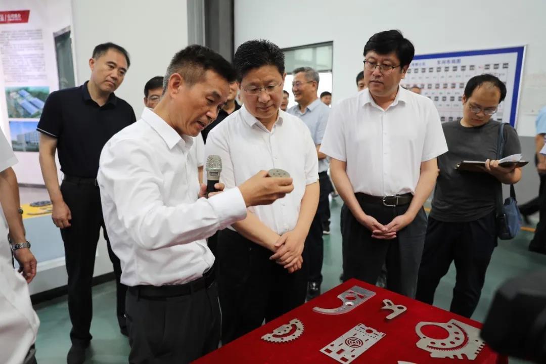 奔騰資訊 | 臨沂市市長孟慶斌一...