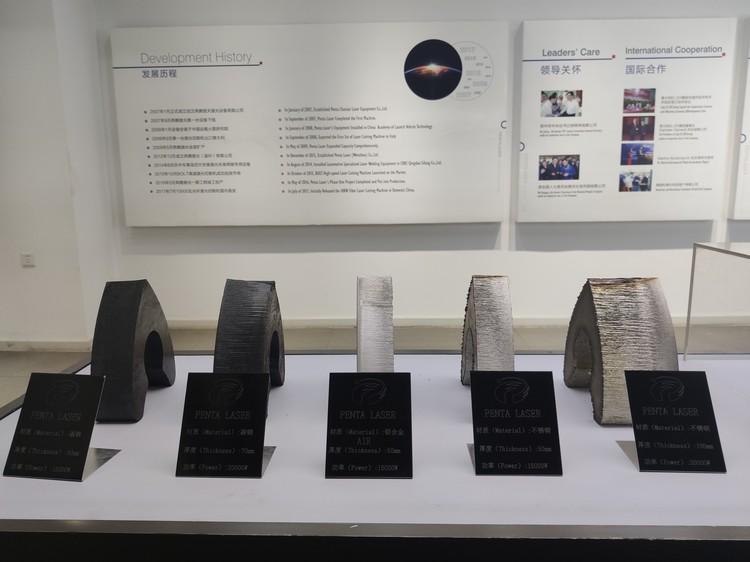 為什么越來越多的鈑金加工廠家選擇金屬激光切割機更適合用于碳鋼...
