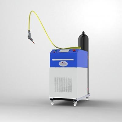 如何對激光焊接機進行保養?