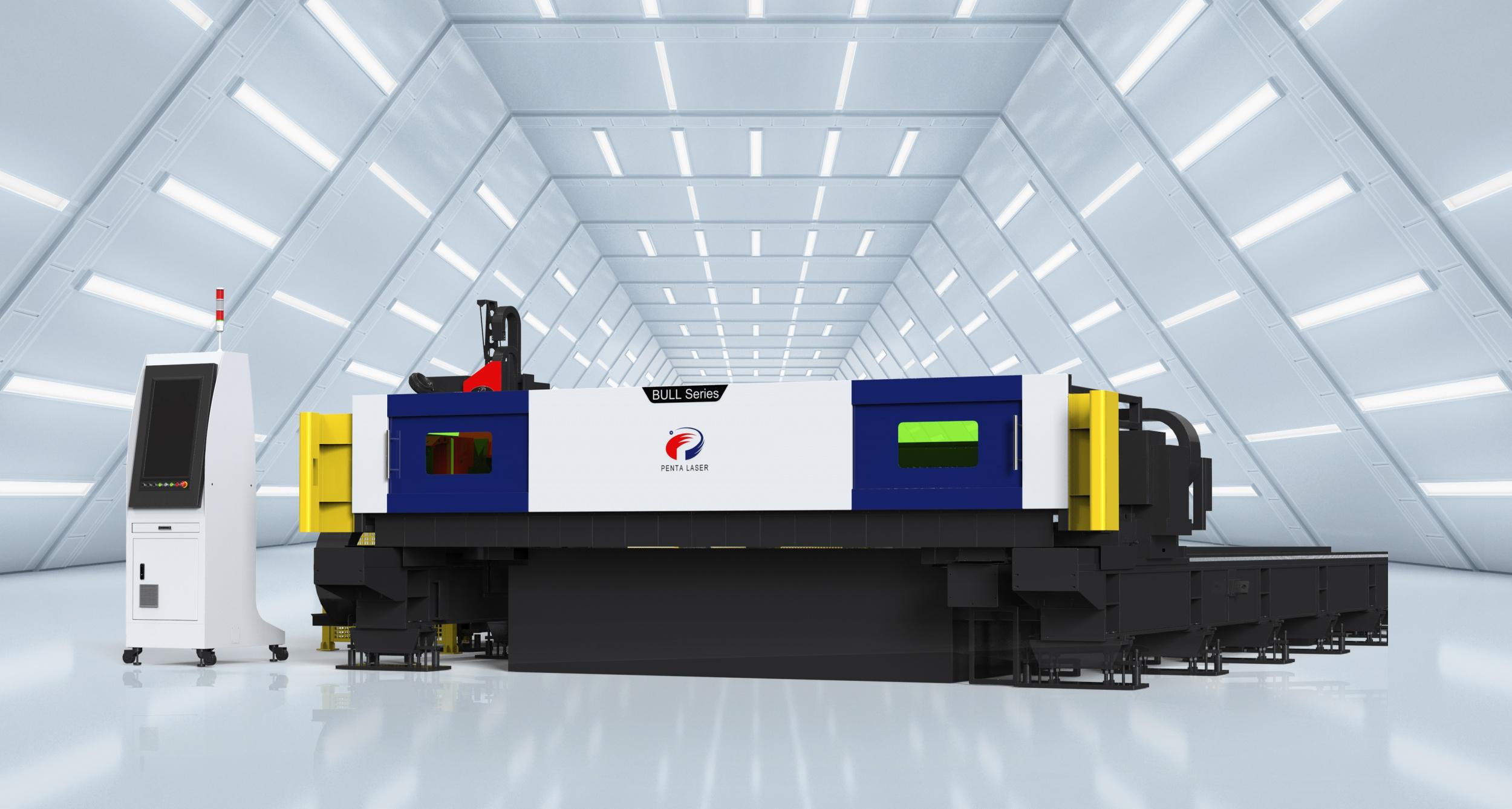 激光切割如何保障高效率和高質量?