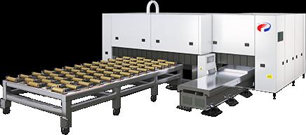 WP系列換熱板焊接系統