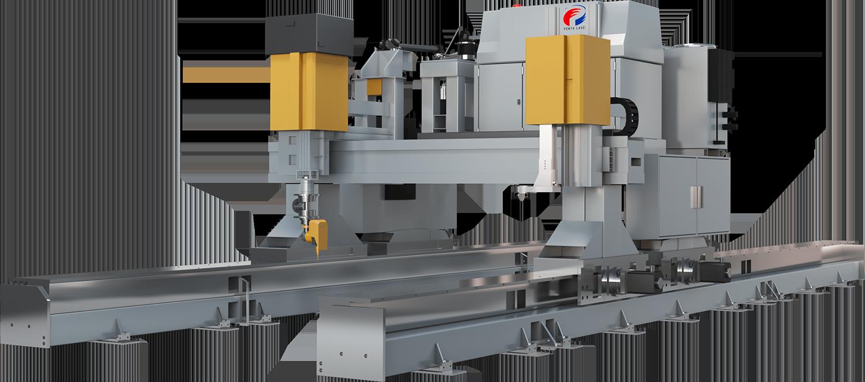 MJ系列三维激光焊接机
