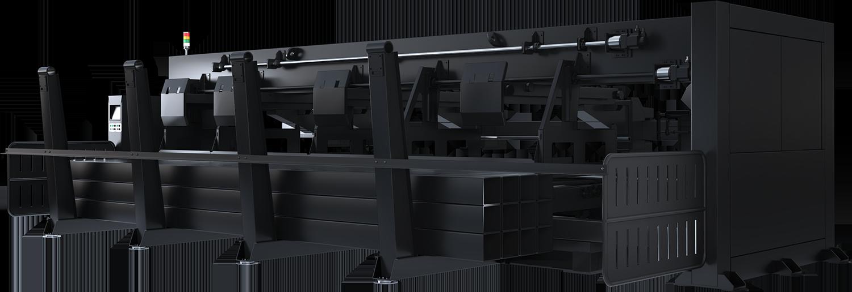 管材切割機自動上料系統