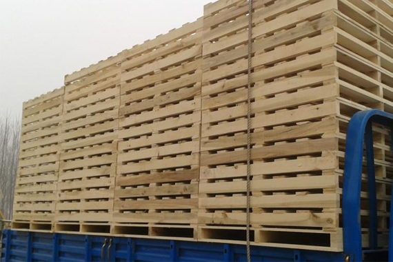 The role of wooden pallets in warehouse storage