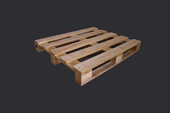 Several details that need attention in solid wood pallets