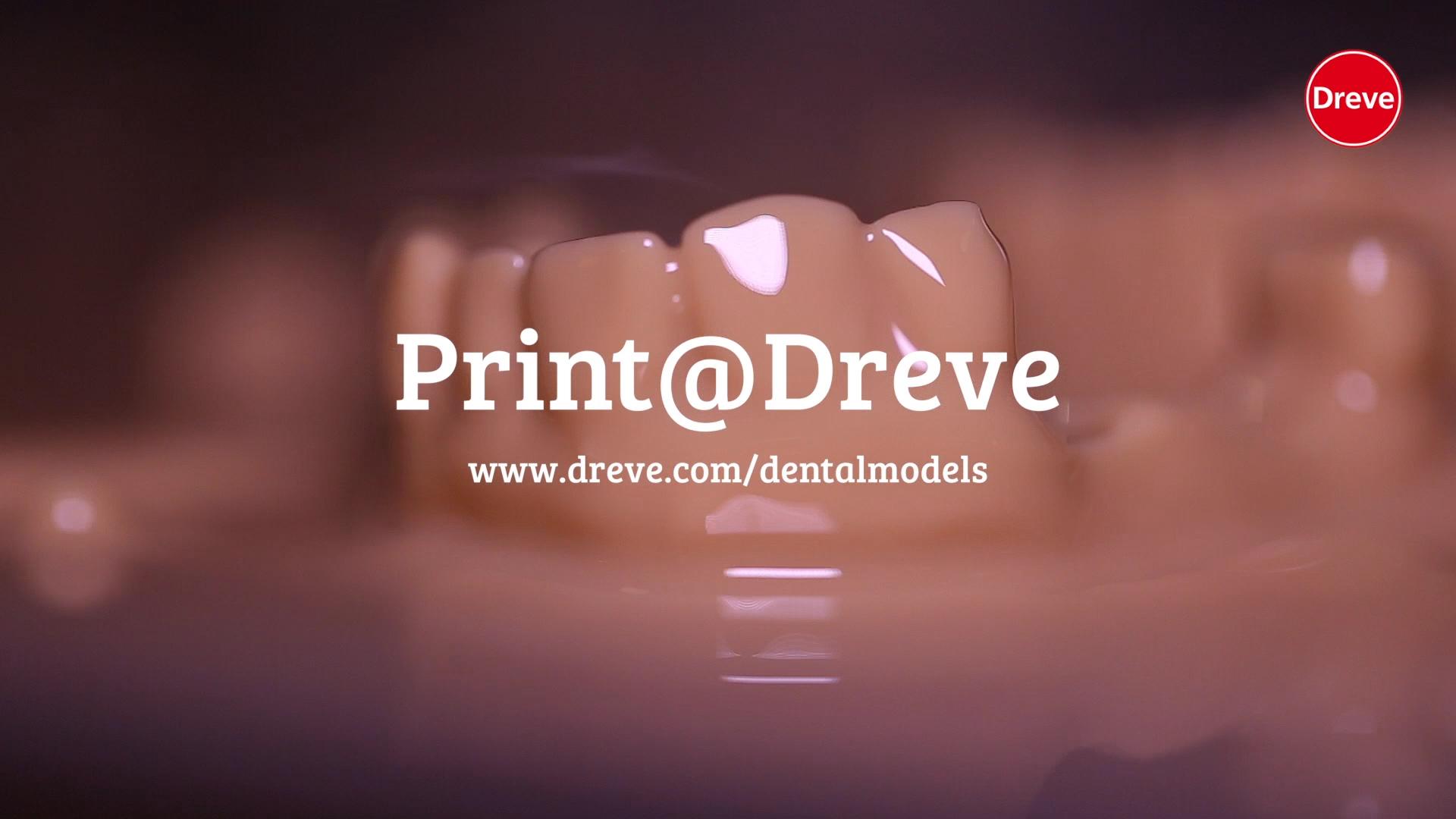 Prodways为Dreve公司3D打印产品视频