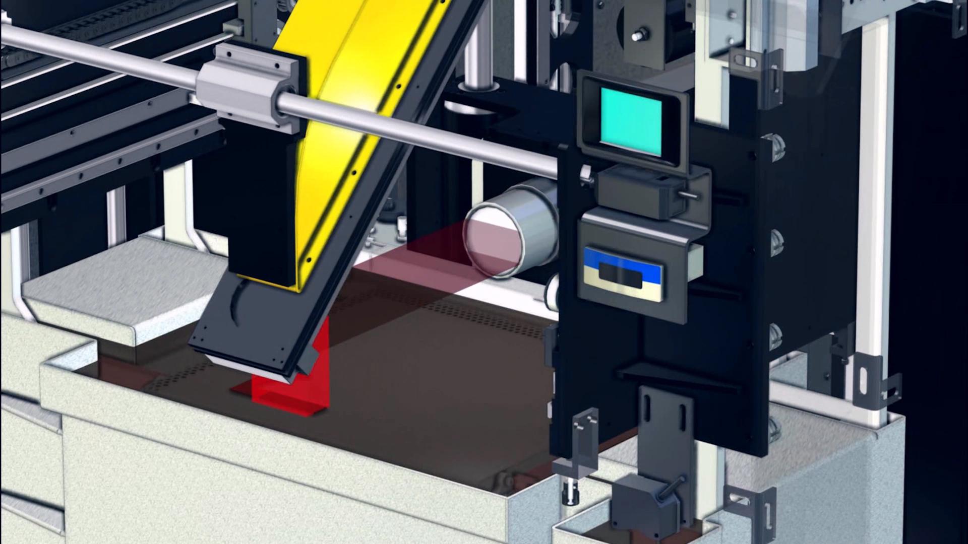 Prodways移动光机技术介绍视频