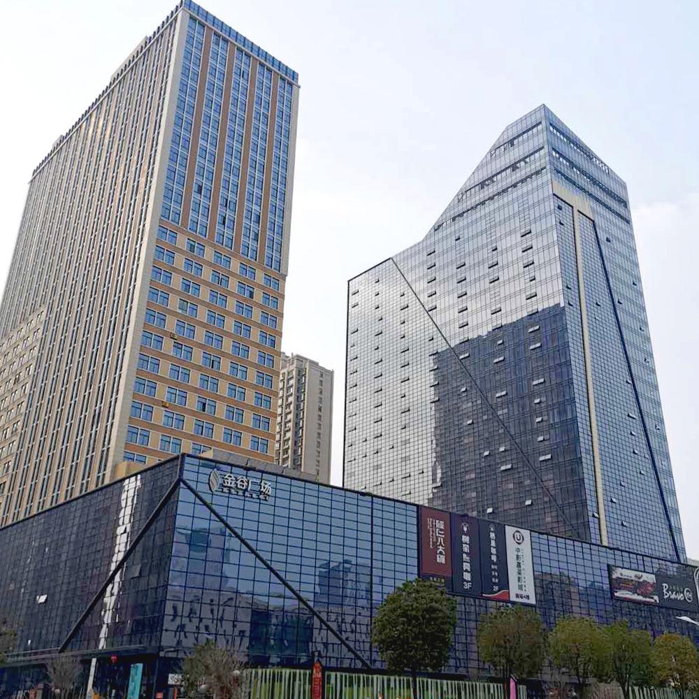 华冶金谷广场