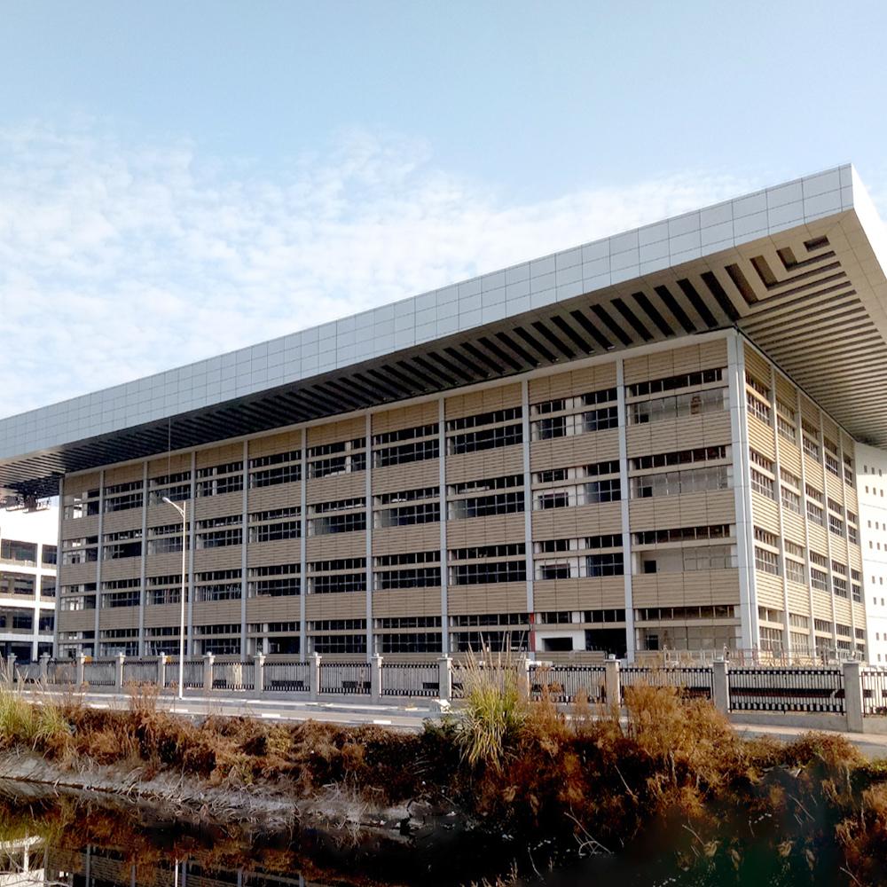 政府办公楼、银行案例