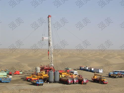 塔河油田采油廠監控系統