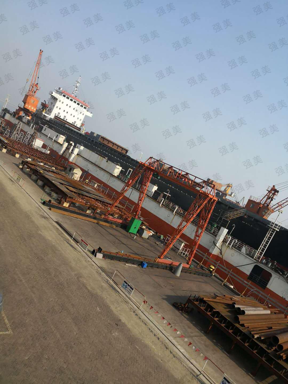 江蘇新造建船只防爆視頻監控系統