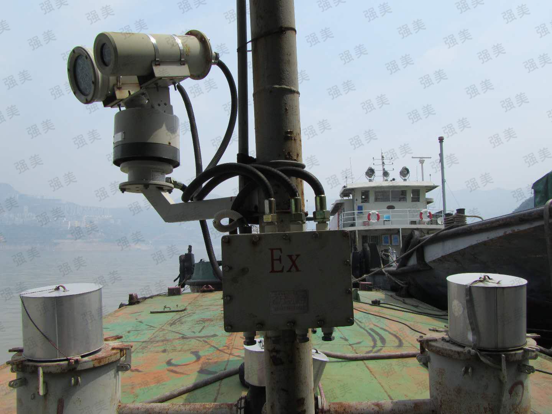 廣東湛江某型號加油船防爆監控系...