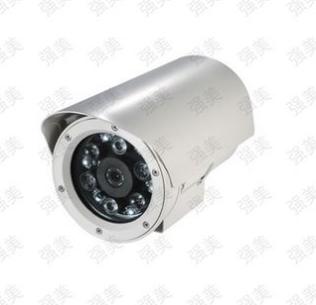 防爆红外60米定焦网络高清摄像机IIC配遮阳罩