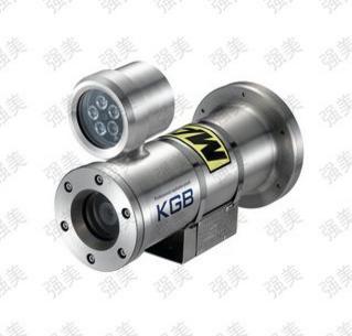 矿用隔爆型红外摄像仪(内置电源、光端机、模拟摄像机、镜头)