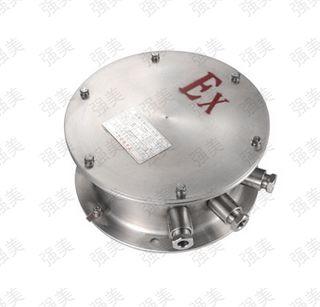 防爆预置位解码器不锈钢ⅡC(圆形)