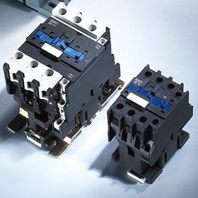 交流接觸器·熱過載繼電器
