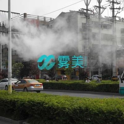 喷雾除尘设备