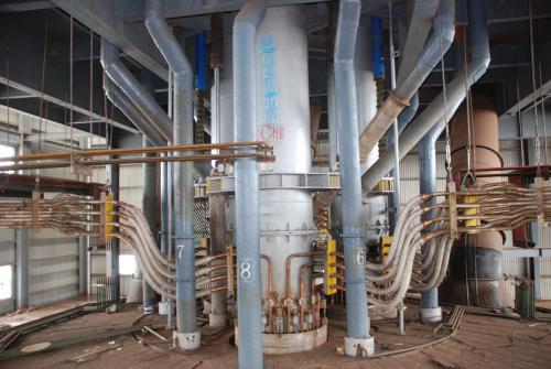 矿热炉的结构特点