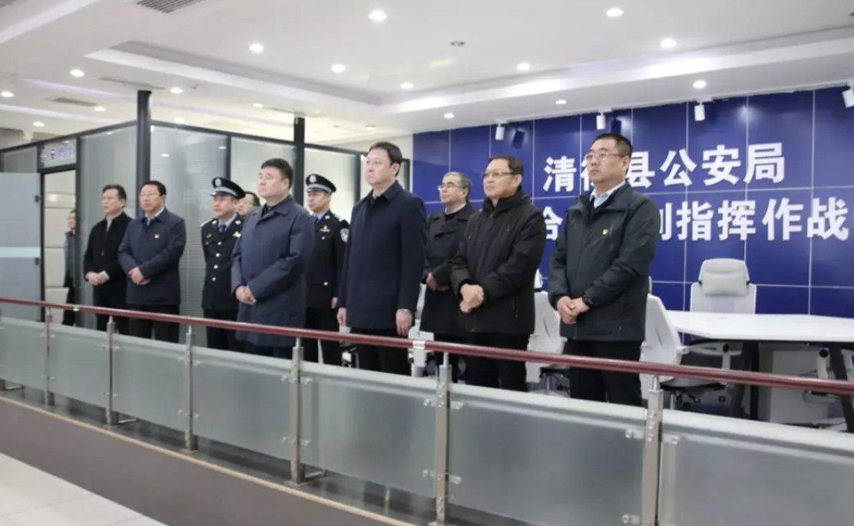 太原市委常委、政法委书记魏民深入清徐县调研 专项整治工作