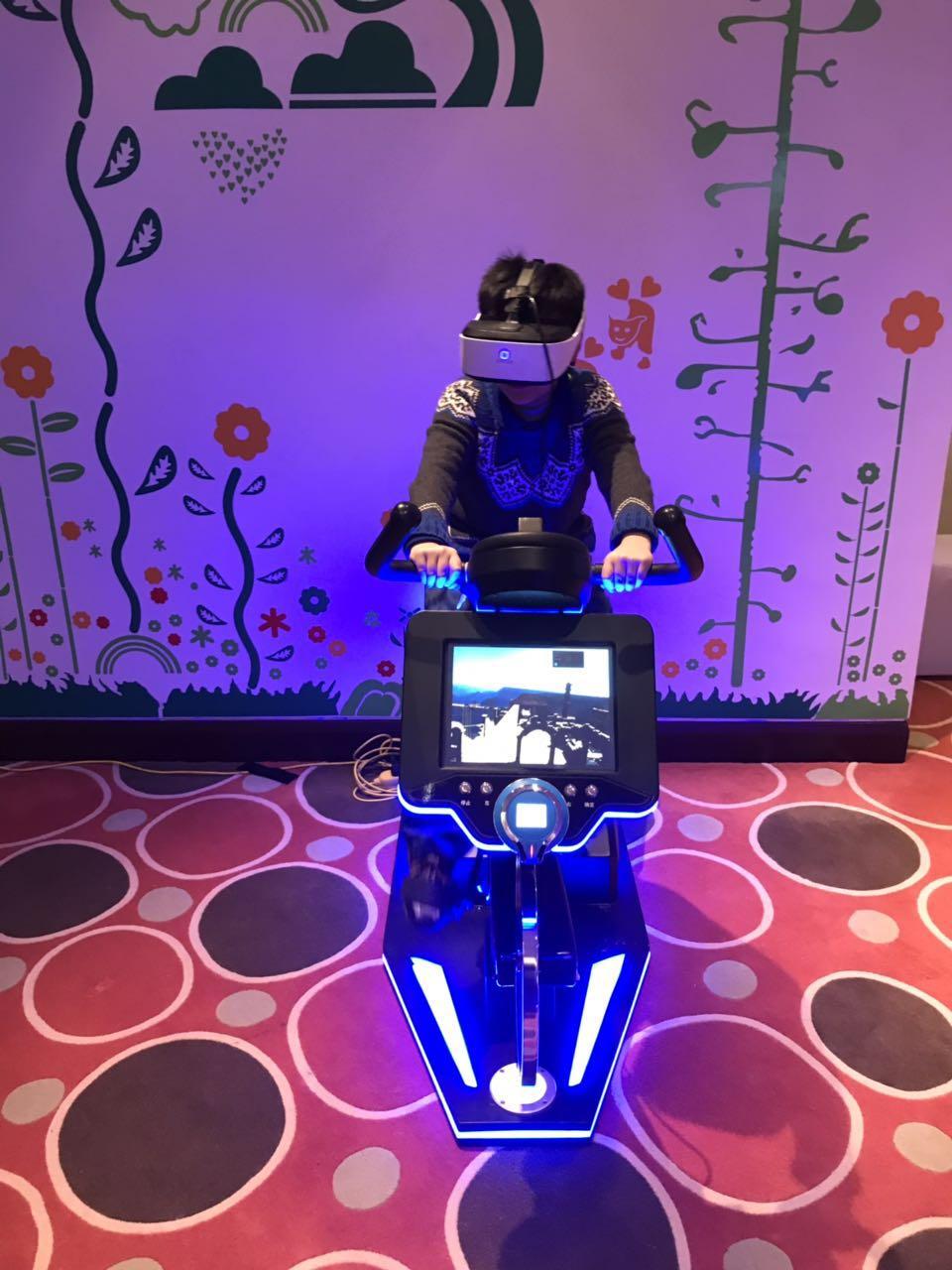 vr自行车游戏设备租赁