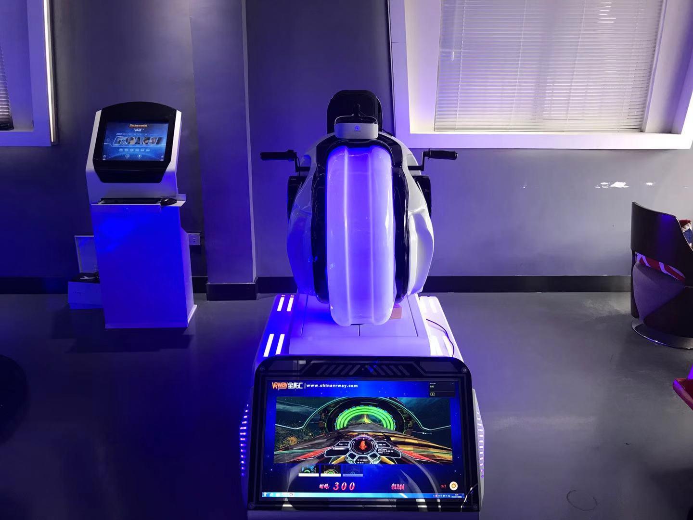 VR摩托驾驶设备租赁