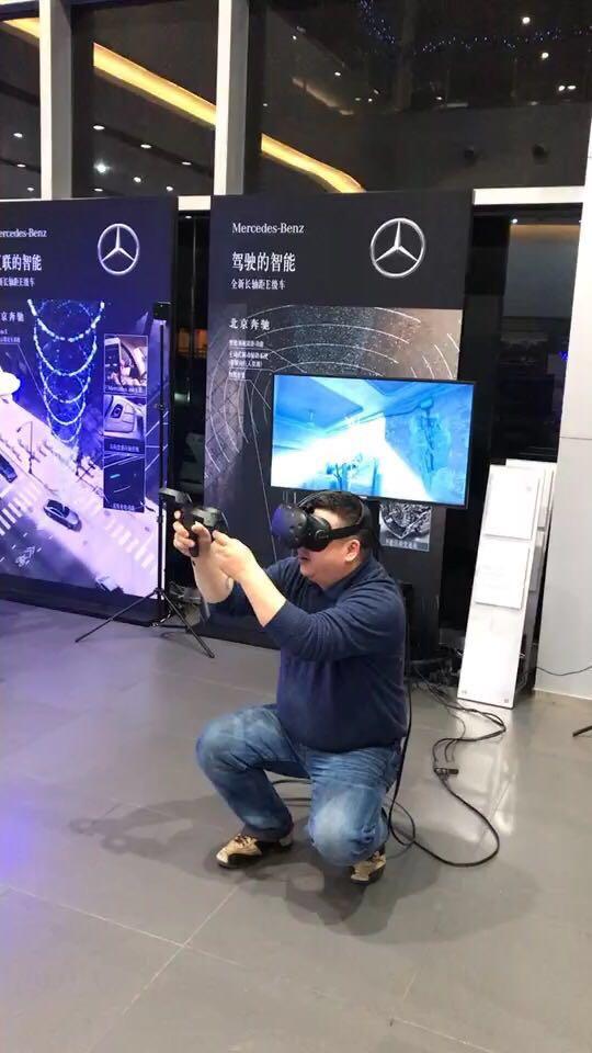 VR HTC设备出租租赁