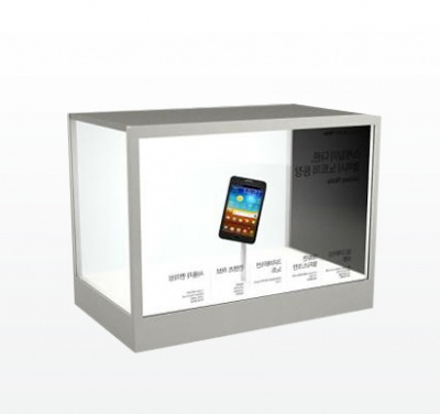 43 inch Transparent LCD
