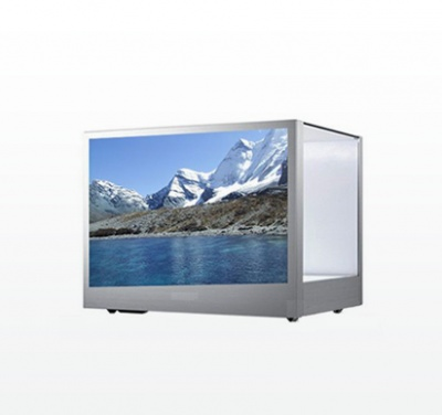 15.6 inch Transparent all-in-one machine(with touch function)