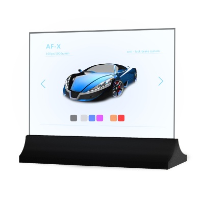 55inch Transparent OLED