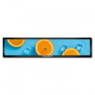 VLT185-SBL-HD-118 16.8 inch Stretched Bar LCD( 18.5 inch 1/2 cut )