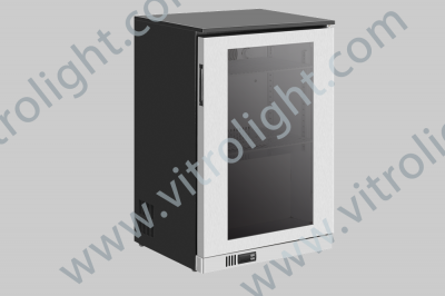 23.8 inch transparent LCD freezer
