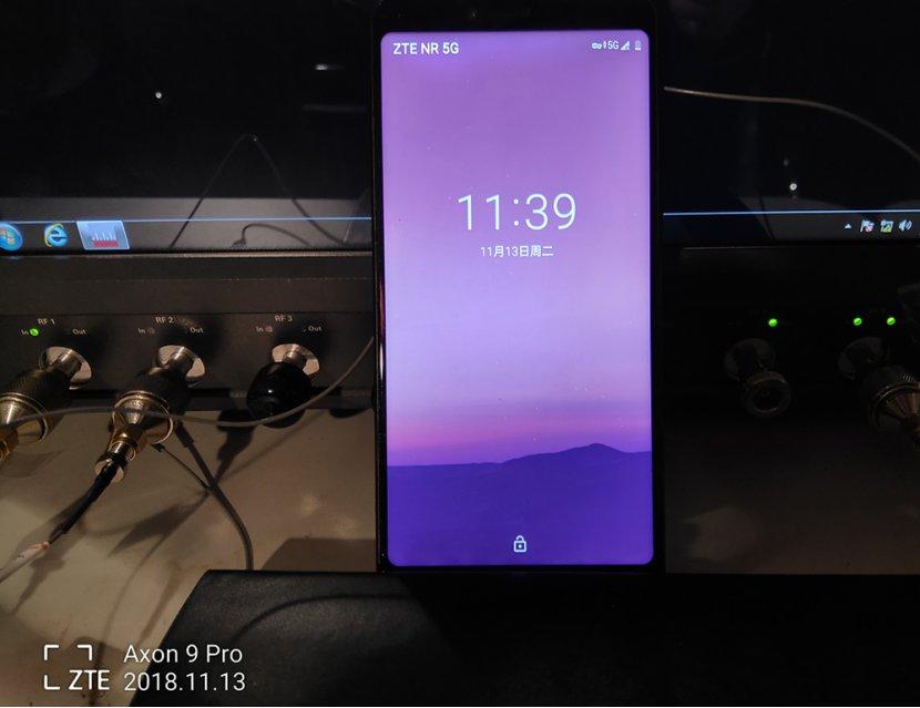 """中兴实现5G终端""""呼叫、上网、聊微信"""" 5G手机明年商用"""