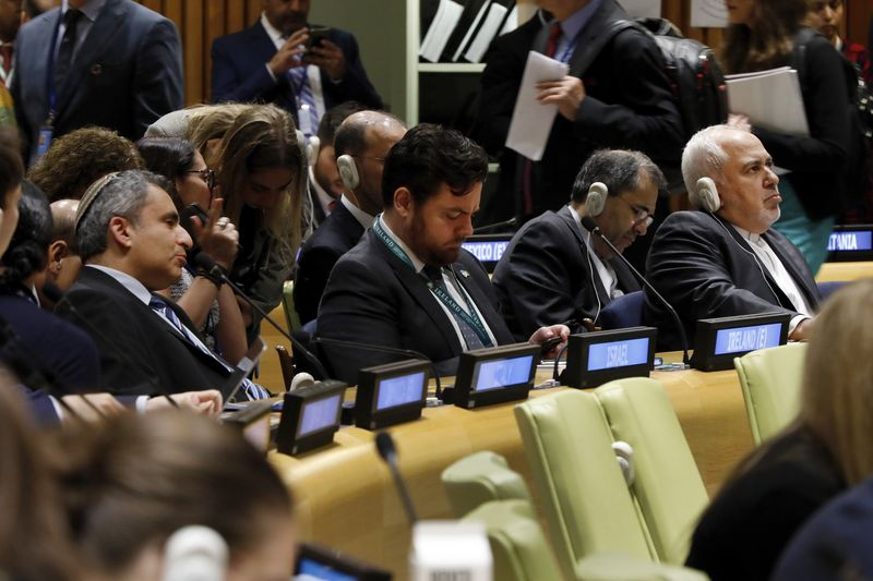 伊朗总统敦促美国放弃对伊极限施压