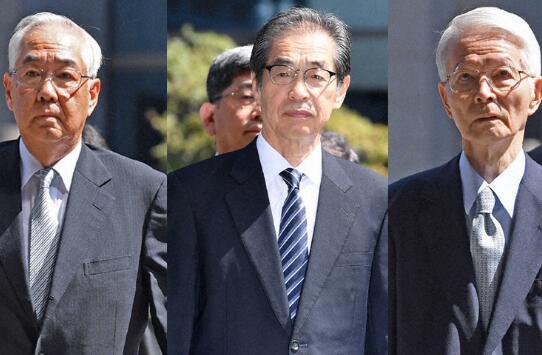 日本东电前高管因福岛核事故被起诉...