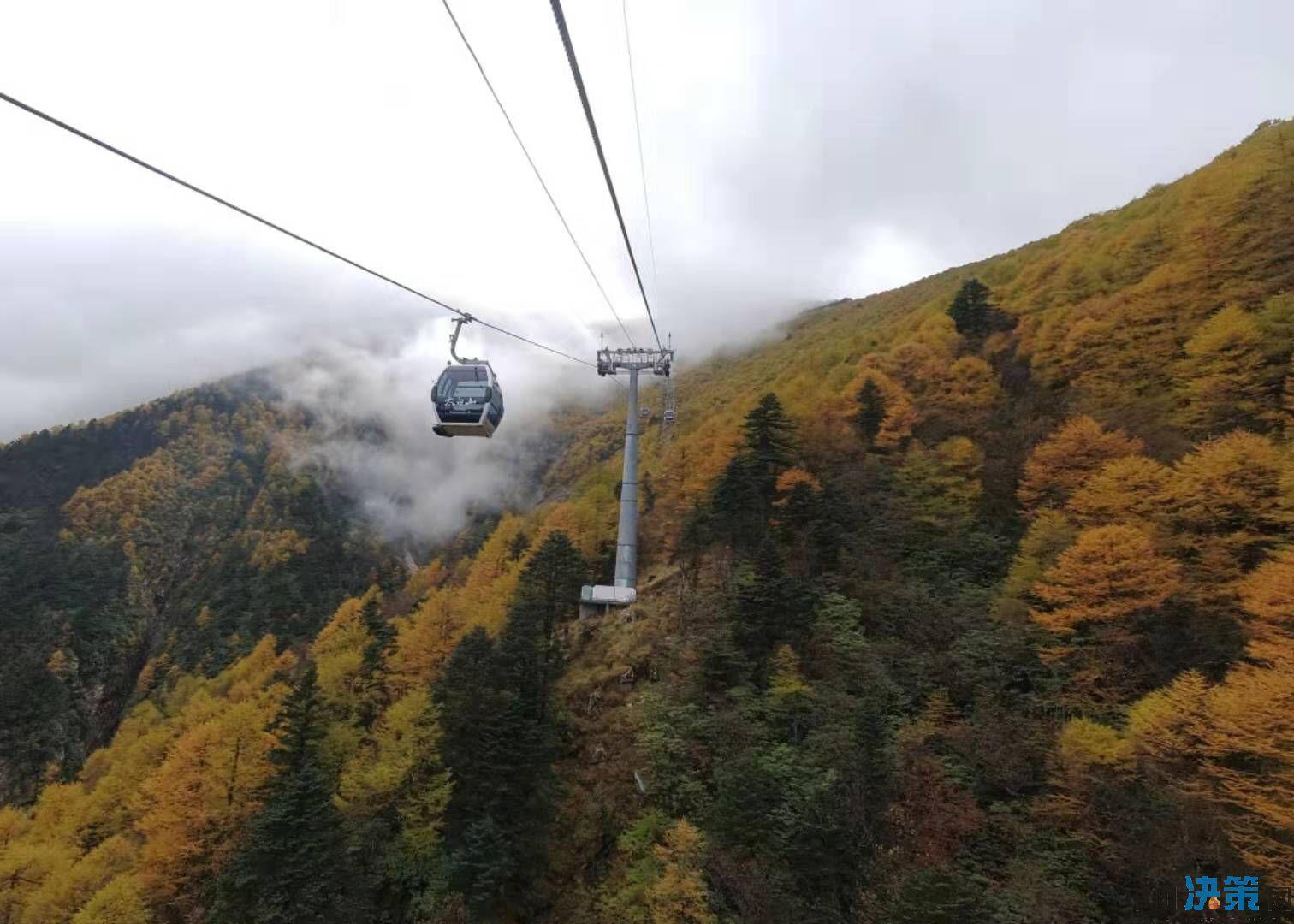 国庆假期陕西太白山景区接待游客23.3万人次