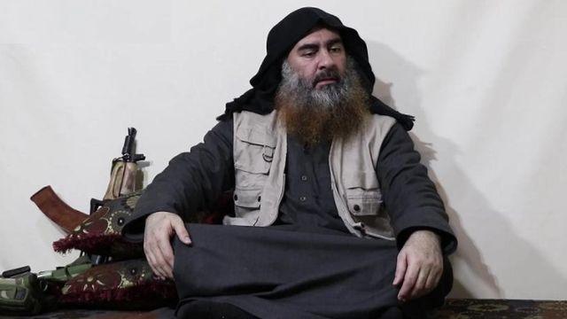 美媒:伊斯兰国首领巴格达迪被美军...