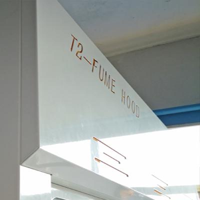 T2通风柜细节