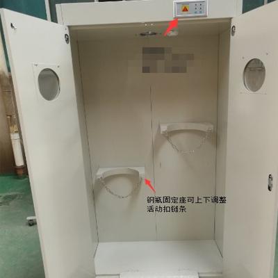F1款 拆装式全钢气 瓶柜