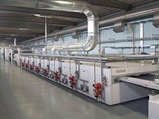 纺织行业燃烧器及控制系统