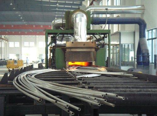 辊底式钢管退火炉