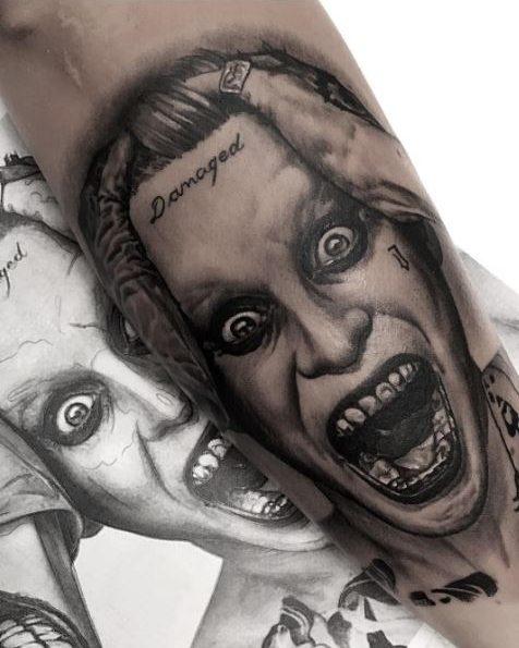 肖像纹身图案大全4