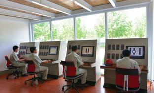 回轉窯集熱項目實驗平臺數控系統
