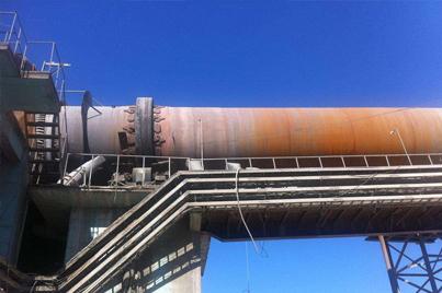 回轉窯喂煤系統的在線標定方法
