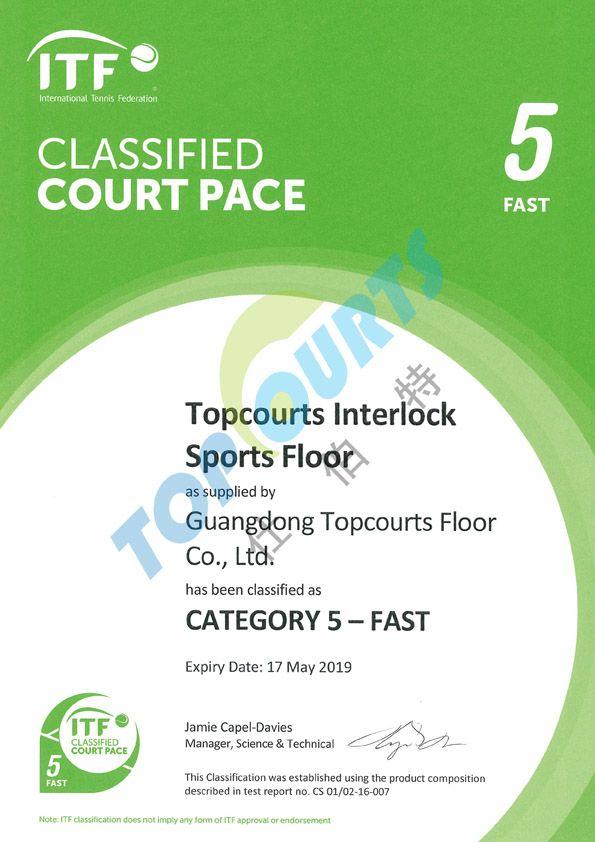 国际网联ITF认证
