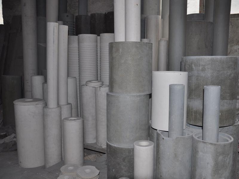 碳化硅和刚玉管样品