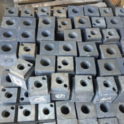 熔铝熔铜竖炉小型碳化硅喷嘴流口
